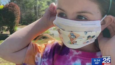 How to help kids adjust to wearing a face mask