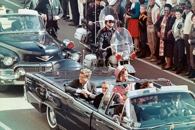 White House delays release of JFK assassination files; cites 'identifiable harm'
