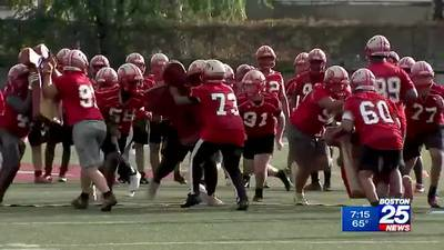 School athletics adjust to evolving COVID-19 protocols