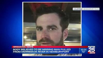 Body believed to be that of missing Newbury man found off Newburyport