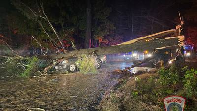 Nor'easter: More than 450,000 without power as storm pounds Massachusetts