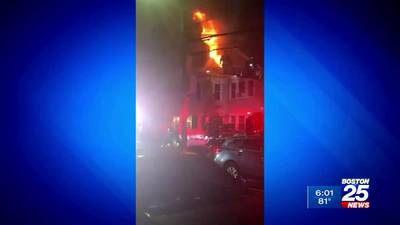 DA identifies man killed in Brighton house fire early Monday morning