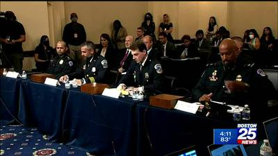Officers describe being beaten, chants for their execution during testimony on Jan. 6 Capitol attack