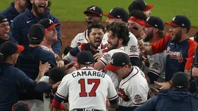 Photos: Braves clinch 2021 World Series berth