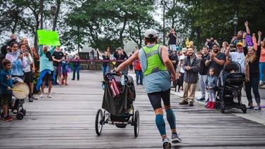 Newburyport native runs from California to Massachusetts to raise money for kids with cancer