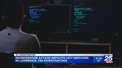 25 Investigates: City of Lawrence hit with significant ransomware attack