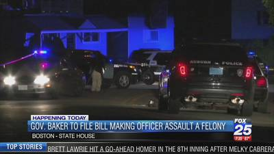 New bill could increase penalties for assaulting police officers