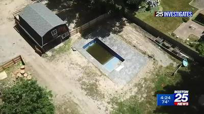 25 Investigates: New complaints emerge about problematic pool contractor