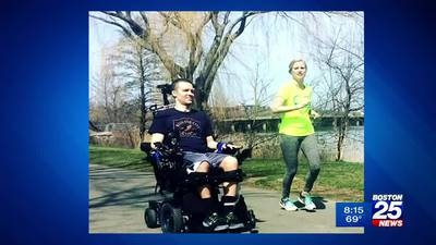 Marblehead man says airline crew at Logan damaged power wheelchair on flight