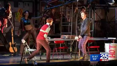 Broadway returns to Boston with farewell tour of 'Rent'
