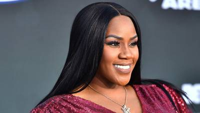 Gospel and R&B singer Kelly Price safe after being declared missing
