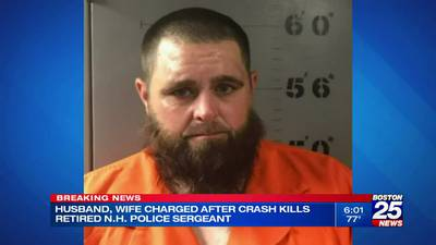 Dover, NH man arrested in hit-&-run crash that killed retired NH police sergeant