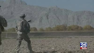 Former Army Ranger, local political historian react to end of war in Afghanistan