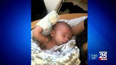 Walpole mom opens up about son's RSV battle