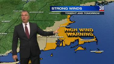 Nor'easter On The Way