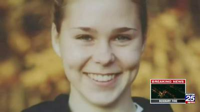 Tree marking site where missing UMass student disappeared cut down
