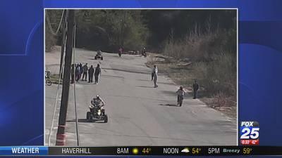 Alleged dirt bike and ATV gang members arrested