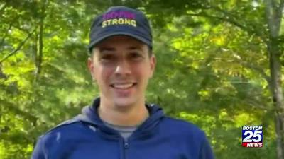 Doctors call it a miracle that Cape Cod man is running Boston Marathon