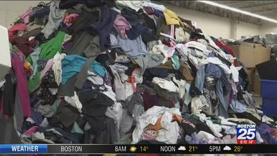 South End Goodwill sees spike in donations inspired by joy of 'Tidying Up'