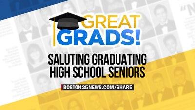 Great Grads! Boston 25 celebrates the Class of 2021