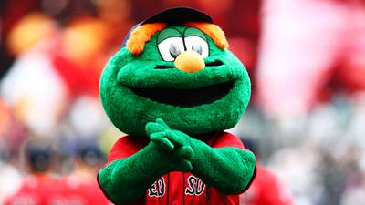 Wally the Green Monster up for Mascot Hall of Fame, vote ends Saturday