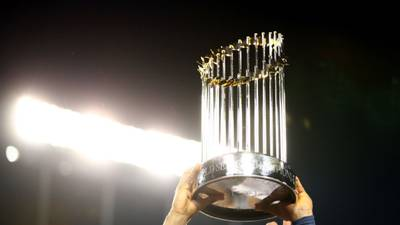 World Series: The schedule of games, the times, and where you can watch them