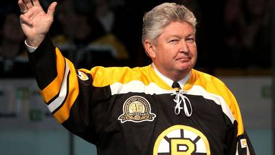 Former Boston Bruins center Fred Stanfield dies at 77