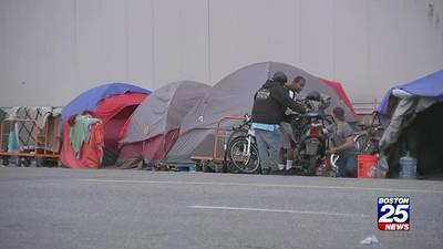 'Where are they going?' Some worry Boston tent crackdown will cause migration into neighborhoods