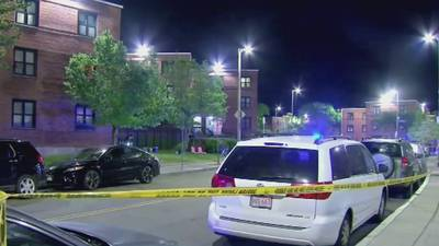 5 people shot, 1 dead in overnight shooting in Dorchester