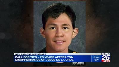 25 years ago today, Jesus de la Cruz disappeared in Lynn