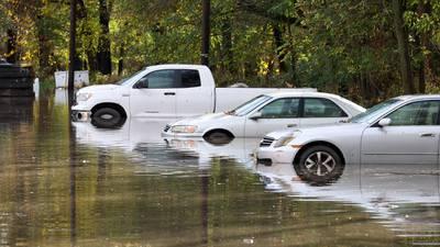 Nor'easter 2021: Photos capture heavy rain, winds slamming New England