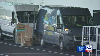 Suspect arrested in stolen Amazon truck pursuit facing several charges