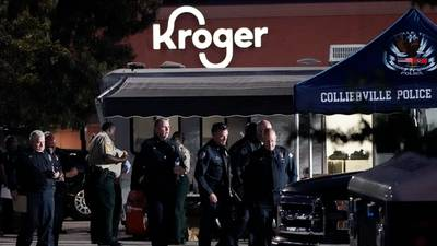 Gunman in Tennessee Kroger shooting lost job earlier in the day, police say