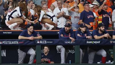Clock strikes midnight on Sox' Cinderella run as Boston falls in ALCS Game 6