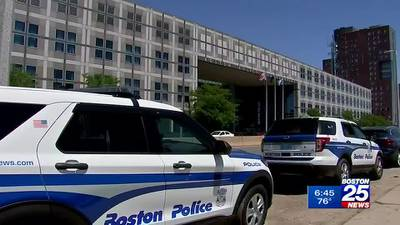 Boston Police officer uses art as way for police to work together with kids, teens