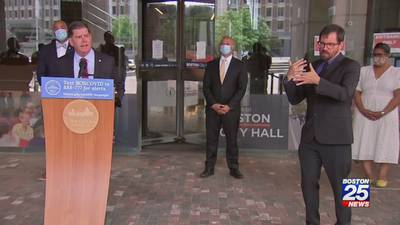 Mayor Marty Walsh creating 'inclusion cabinet' to fight social, racial injustice