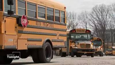 Bus issues mar Boston's back to school
