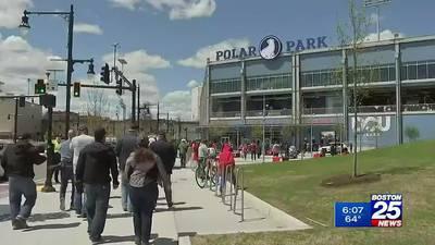DogFest kicks off at Worcester's Polar Park
