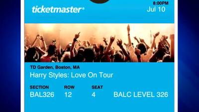 UMass students among several scammed by apparent fraudulent tickets to Harry Styles concert