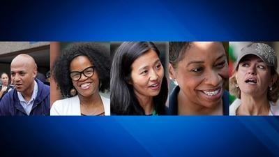 Boston mayoral hopefuls ramp up campaigns as election looms