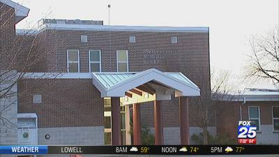 Man accused of threatening to 'shoot up' Lowell school