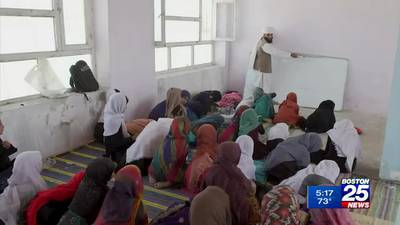 Rights of Afghan women and girls in jeopardy under Taliban control