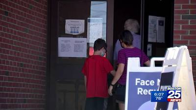 Parents struggling to find COVID test appointments as students head back to school