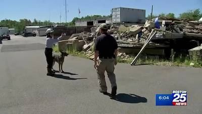 Beverly task force trains to save lives in building collapse