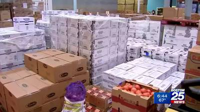 Boston Public Schools dealing with supply chain issues for lunch deliveries