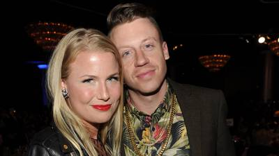 Macklemore, wife Tricia Davis welcome 3rd child, a baby boy