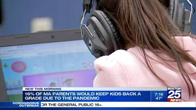 Some parents would consider holding kids back a grade, poll shows