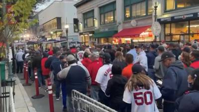 Red Sox take on Astros at Fenway in 2021 ALCS