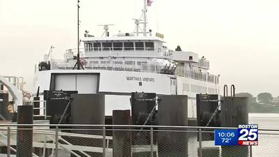 Ferries packed as visitors rebook trips after Henri cancellations