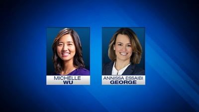 Wu, Essaibi George declare victory in Boston preliminary election